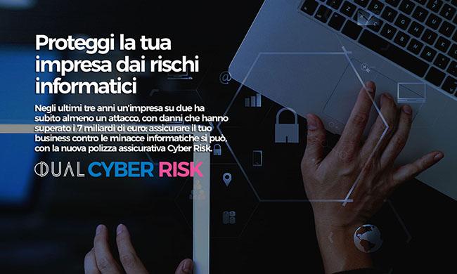 Proteggi la tua impresa dai rischi informatici